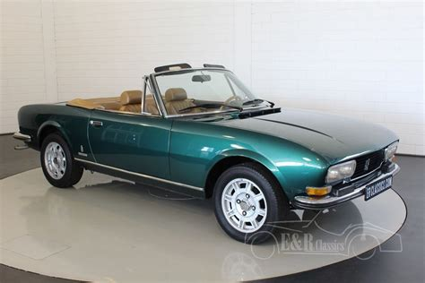 Peugeot For Sale by Peugeot 504 Cabriolet 1976 For Sale At Erclassics
