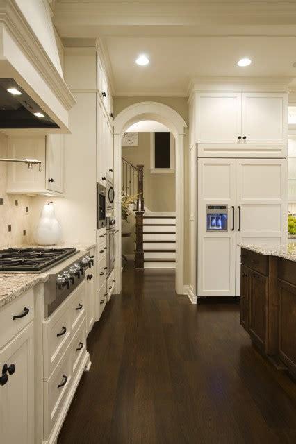 white dove kitchen cabinets transitional kitchen