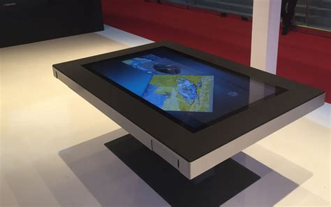 Tavolo Multitouch by T5 Tavolo Multitouch Eyevis