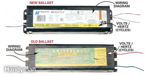 how to replace fluorescent light ballast how to replace a fluorescent light ballast the family