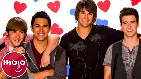 Four friends get an opportunity to work together and become a music group. Top 10 Best Big Time Rush Songs   WatchMojo.com