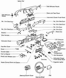 1984 Toyota 4runner Wiring Diagram : repair guides instruments and switches instrument ~ A.2002-acura-tl-radio.info Haus und Dekorationen