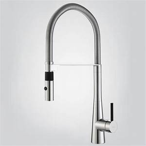 Commercial Style Kitchen Faucet For Residential Pros