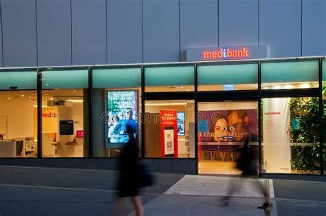 If yes, getting a health cover is a must! MELBOURNE, AUSTRALIA - JULY 26, 2018: Medibank Health Insurance Company Branch In Melbourne ...