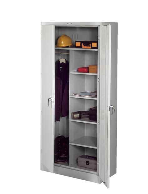 tennsco storage cabinet tennsco storage made easy deluxe combination cabinet
