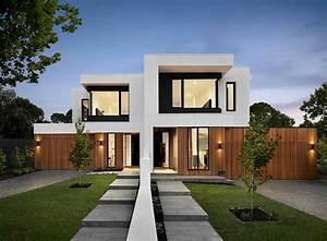Single, U0026, Double, House, Storey, Facades, Melbourne