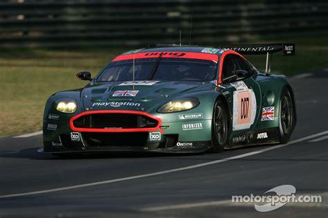 #007 Aston Martin Racing Aston Martin Dbr9 Tomas Enge