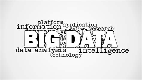 big data word cloud picture  powerpoint slidemodel