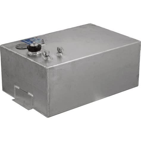 Marine Fuel Tank Dimensions by Rds Aluminum Transfer Fuel Tank 18 Gallon Rectangular