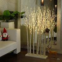 lighted tree branches LED Lighted Branches Trees: Amazon.com