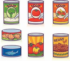 Royalty Free Canned Food Clip Art, Vector Images ...