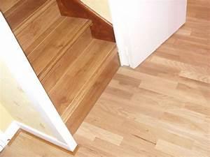 habiller un escalier en parquet 20170703020259 arcizocom With pose parquet massif flottant