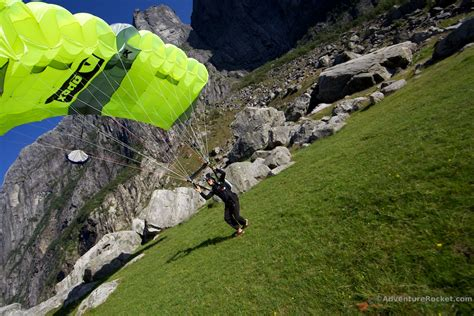 Base Jumping Norway Kjerag Adventurerocketcom