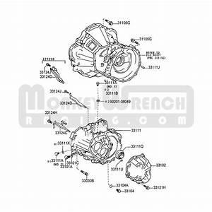 Lotus  Toyota Oem Transmission Center Case Section C60 C64