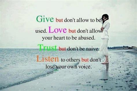 Dont Listen To Your Heart Quotes