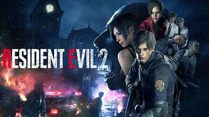 Resident Evil Claire Ada Remake Redfield Wong