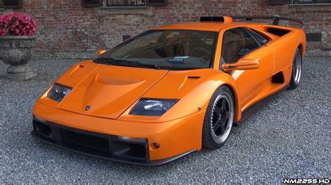 Lamborghini Diablo Gt Insane Sound