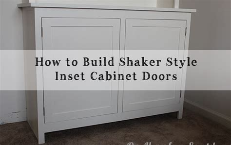 changing cabinet doors to shaker style our home from scratch