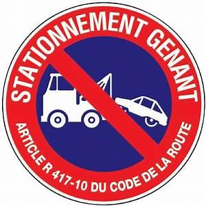 Panneau Interdit De Stationner : panneau interdiction de stationner gratuit ~ Dailycaller-alerts.com Idées de Décoration