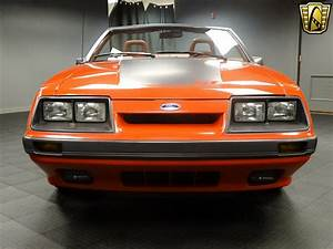 1986 Ford Mustang GT 3905 Miles Bright Red Convertible 5.0L V8 FI OHV 4 Speed Au - Classic Ford ...