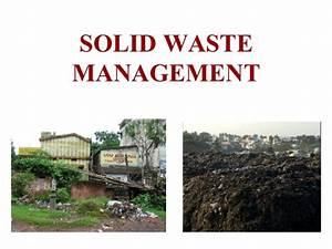 Ce 105 81 solid waste management - vcs