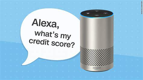 whats  credit score alexa   oct