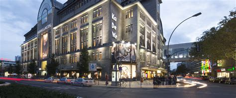 Kadewe Shopping by Kadewe The Department Store In Berlin