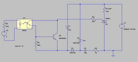 Triggering Triac From Microcontroller Using