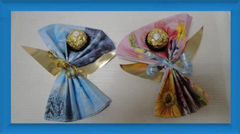 weihnachtsengel selber basteln aus servietten kreative