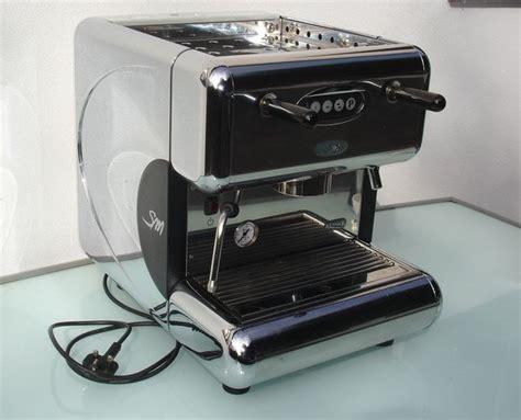 used espresso equipment secondhand catering equipment 1 group espresso machines
