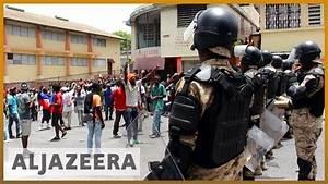 Haiti unrest: Protesters call for PM's resignation   Al ...
