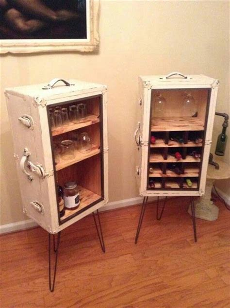 diy cabinet kitchen don t pitch that suitcase suitcases 3390