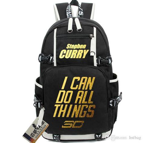 stephen curry backpack basketball star school bag