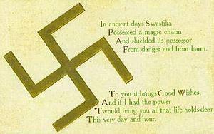 western    swastika   early  century