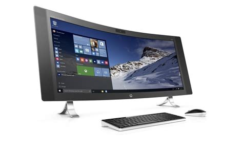 hp envy curved 34 a090nf la fiche technique compl 232 te