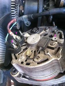 Replaced Alternator Bushings  Now It Is Not Charging