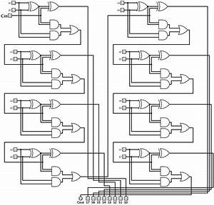 Logic Gates - How To Make 2 Bit Or More Half Adder Circuit