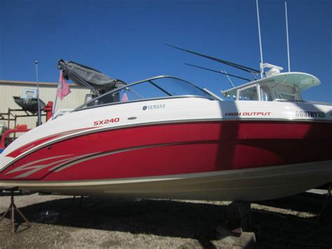 Yamaha Boats by Yamaha Sx240 Boat For Sale From Usa