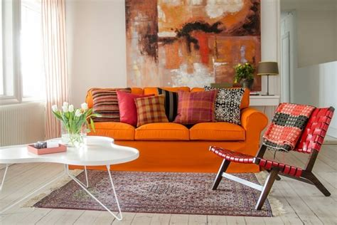 Orange Sofas Living Room Burnt Orange Sofa Living Room Christmas Party Place Cards Kent Mens Fashion Sweater Invitations Themed Food Preschool Games For Parties In Brighton Free Flyer Templates