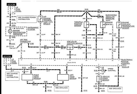 wiring diagram    lincoln town car