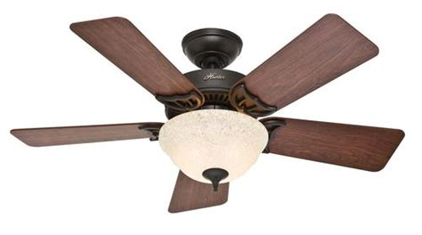 hunter kensington 42 quot new bronze ceiling fan at menards 174