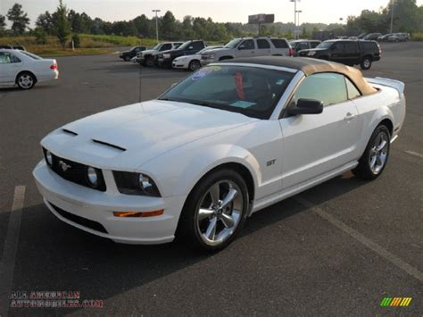 2006 Ford Mustang Horsepower by 2006 Ford Mustang Gt Premium Horsepower