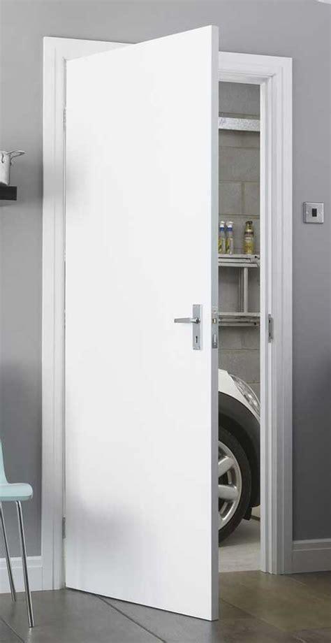 flush interior wood doors style primed white paint grade flush doors
