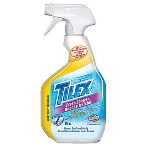 Tilex Bathroom Cleaner With by Tilex Fresh Shower Daily Cleaner Tap Phong