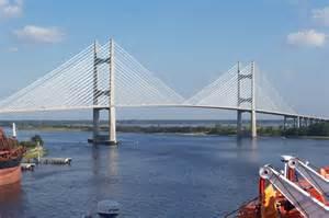 Dames Point Bridge Jacksonville FL
