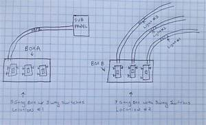 1 Gang 3 Way Light Switch Wiring Diagram : electrical how do i wire three 3 way switches in one ~ A.2002-acura-tl-radio.info Haus und Dekorationen