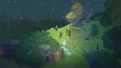 Pixel Moon Hunters Wallpapers Desktop Games Wallpapermaiden