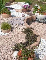 Weiße Steine Garten : steingarten anlegen gestaltung und bepflanzung ~ Lizthompson.info Haus und Dekorationen
