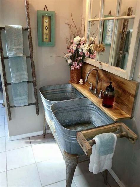 smart ways  reuse  repurpose galvanized tub buckets
