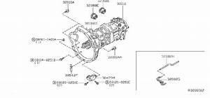 Nissan Frontier Bolt  Fitting  Transmission  Manual